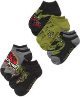 Jurassic Park 5-Pack Jurassic Park Graphic-Print Socks, Little Boys