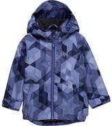 Helly Hansen Cover Insulated Print Jacket - Toddler Girls'