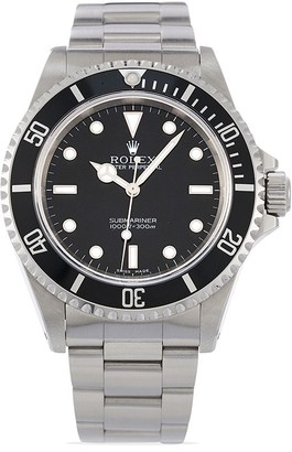 Rolex 2001 pre-owned Submariner 40mm