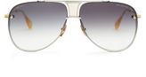 Dita Eyewear Decade Two gold-plated sunglasses
