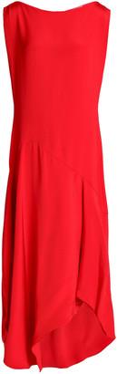 Chalayan Silk-faille Midi Dress