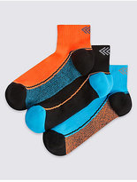 Marks and Spencer 3 Pairs of FreshfeetTM Sports Socks (3-16 Years)