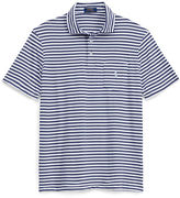 Polo Ralph Lauren Classic Striped Cotton Polo