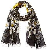 Marc Jacobs Women's Daisies Oblong Scarf