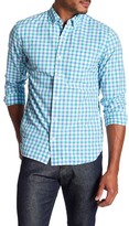 Bonobos Washed Button Down Long Sleeve Slim Fit Shirt