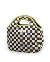 Mackenzie Childs MacKenzie-Childs Courtly Check Lunch Tote