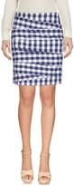 Love Moschino Knee length skirts - Item 35349979