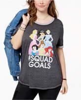 Hybrid Plus Size Disney Princess T-Shirt