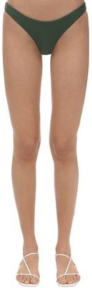 JADE SWIM Expose Lycra Bikini Bottoms