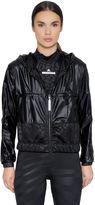 adidas by Stella McCartney Water Repellant Running Nylon Jacket