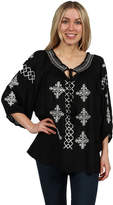 24/7 Comfort Apparel Devyn Tunic Top