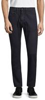 Save Khaki Herringbone Overdye Supply Cotton Jeans