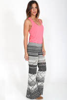Goddis Alley Knit Pant in City Chic