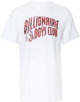 Billionaire Boys Club Zebra Camp Arch logo T-shirt - men - Cotton - XL