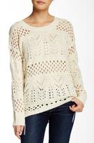 Lavand Open Weave Sweater