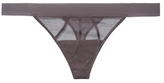 Samantha Chang Lace Thong