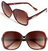 Vince Camuto 60mm Gradient Sunglasses