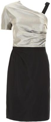 Lanvin One-Shoulder Dress