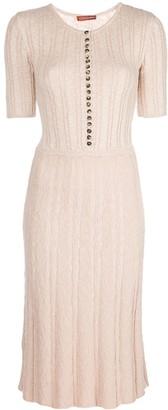 Altuzarra Cassidie knitted dress