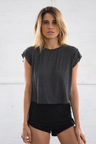 Joah Brown - Honey Tee In Charcoal