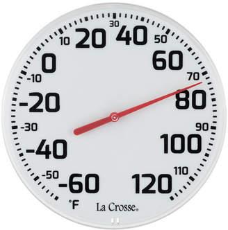 "La Crosse Technology La Crosse 104-1522 8.5"" Round Dial Thermometer"