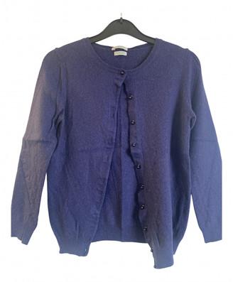 Benetton Blue Cashmere Knitwear
