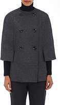Martin Grant WOMEN'S VIRGIN WOOL-BLEND CAPE COAT