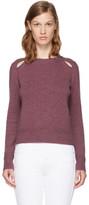 Etoile Isabel Marant Purple Klee Sweater