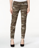 Rewind Juniors' Skinny Cargo Pants