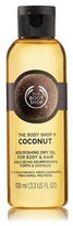 The Body Shop Coconut Beautifying Dry Oil for Body, Face & Hair