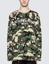 Mastermind World Circle Logo L/S T-Shirt