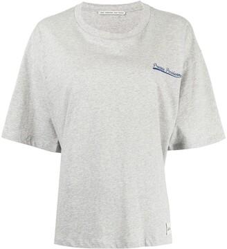 Être Cécile slogan-print T-shirt