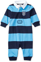 Ralph Lauren Cotton Jersey Rugby Coverall