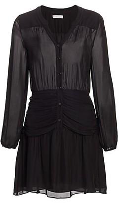 Parker Zee Ruched Dress