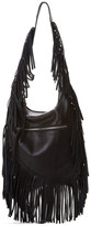 Janis Fringe Shoulder Bag