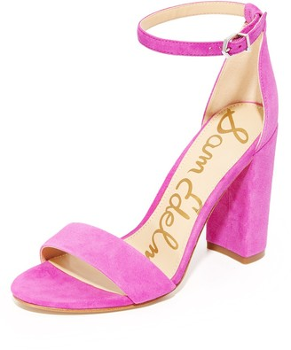 Sam Edelman Women's Yaro Suede Sandals