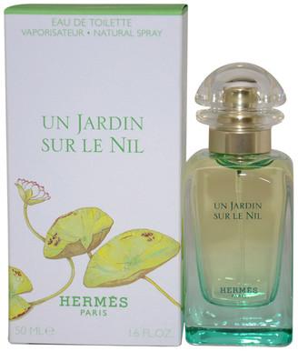 Hermes Unisex Un Jardin Sur Le Nil 1.6Oz Eau De Toilette Spray