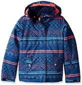 Roxy Girls' Jetty Snow Jacket