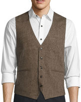 Asstd National Brand WD.NY Brown Donegal Vest