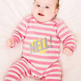 Nell Percy and Personalised Girl's Kapow Romper