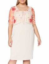 Thumbnail for your product : Gina Bacconi Women's Patti Dress and Jacket Mother of The Bride