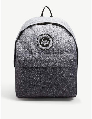 Hype Fade canvas backpack