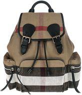 Burberry Md Backpack Bin
