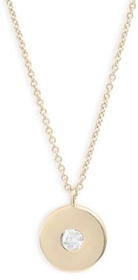 Bony Levy Ofira Circular Pendant Necklace