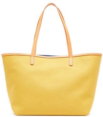 Mansur Gavriel Large Canvas Tote Bag - Yellow