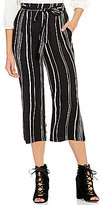 Soulmates Striped Culottes