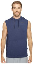 Nike Fleece Pullover Sleeveless Training Hoodie Men's Clothing