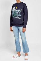 See by Chloe Printed Cotton Sweatshirt