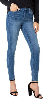 Liverpool Los Angeles Abby Sustainable High Waist Skinny Jeans