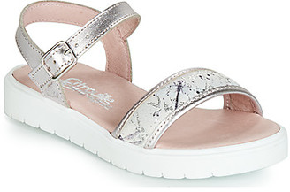 Citrouille et Compagnie JIMINITE girls's Sandals in Pink